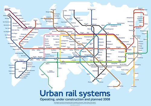 В мире. плохо.  Transit Maps of the World.  4. 2. похвалить. прочитать.