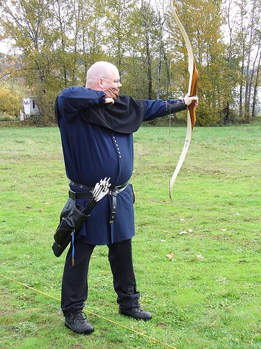 Wyewood Archery Championship by evrardarcher