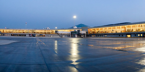 Sheremetyevo 3 (Now known as Terminal D)