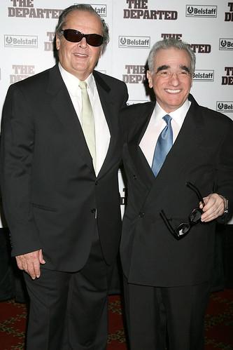 Nicholson y Scorsese