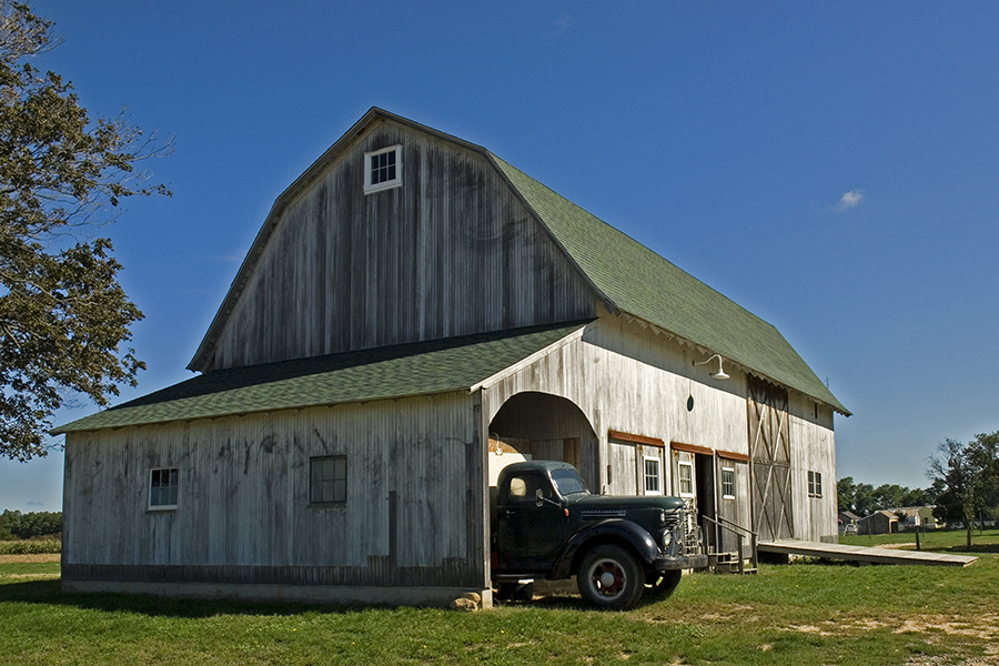 Barn on the North Fork