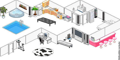 Fw: My Creation by miniroom.