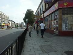 Amhurst Road