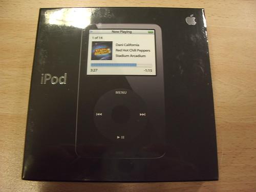 iPod 5.5G