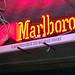 Djibouti Shams Club Marlboro Sign
