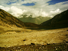 Chand Meri Zameen (Edge of Space) Tags: pakistan mountains love beautiful kaghan verses paras naran urdu