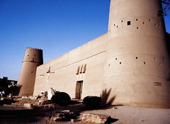 Saudia Arabia - Al Masmak Fort (jwinfred) Tags: castle architecture fort historic research arabia archetecture riyadh iaea saudia masmak