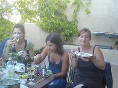 smokin gals (leonapoleon) Tags: fish telaviv bbq grill grilled  florentin          onthefire