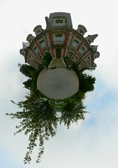 A nice planet for a wedding ? (Man) Tags: famille panorama gimp handheld 360x180 spherical planetoid hugin enblend littleplanet littleplanets planetoids