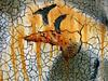 (ubik14) Tags: abstract dumpster baltimore scrapyard