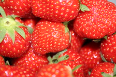strawberry - by jef thomas