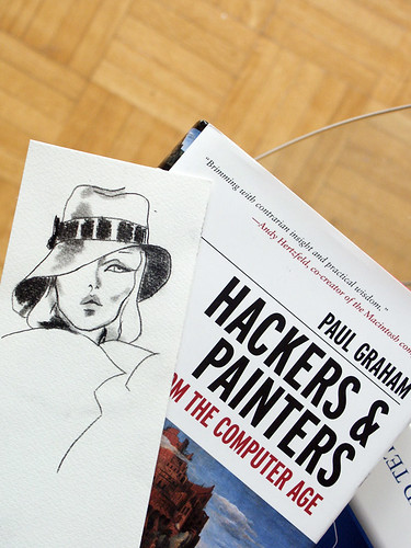Hackers & Painters - Photography By Rastin Mehr
