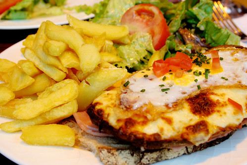 super croque monsieur