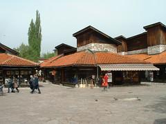 Sarajevo (ribizlifozelek) Tags: market sarajevo bosnia balkan