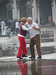 Tango, St Mark's Piazza, Venice
