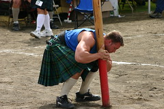 Caber Toss: Prep (Weave) Tags: concentration scottish games pole highland canondigitalrebel celtic washingtonstate clan enumclaw highlandgames caber ericweaver celticfestival cabertoss pacificnorthwestscottishhighlandgames