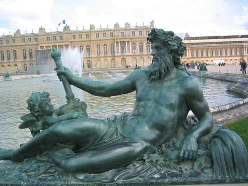 Zeus at Versailles