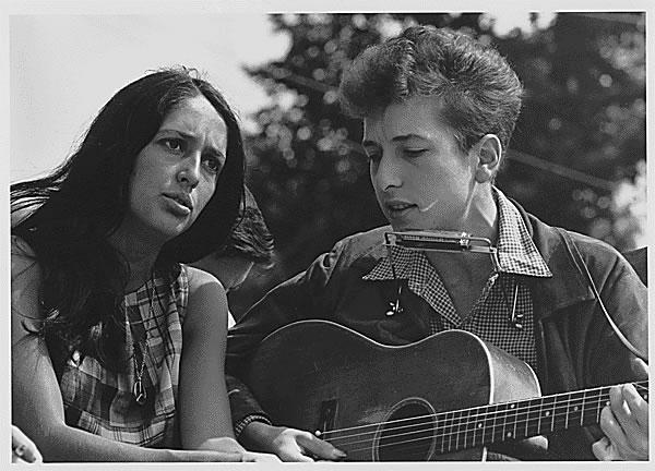 Dylan & Baez 1963