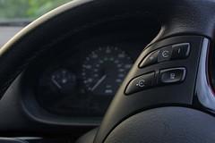 Turn Left (andyInLondon) Tags: car bmw dashboard steeringwheel