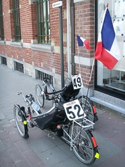 Tricycles From Holland (Purrrpl_Haze) Tags: sport race belgium competition racing asse hollander tricycles sporters tricycling netherlander