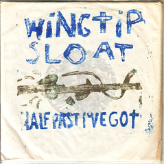 wingtip sloat | half past i've got