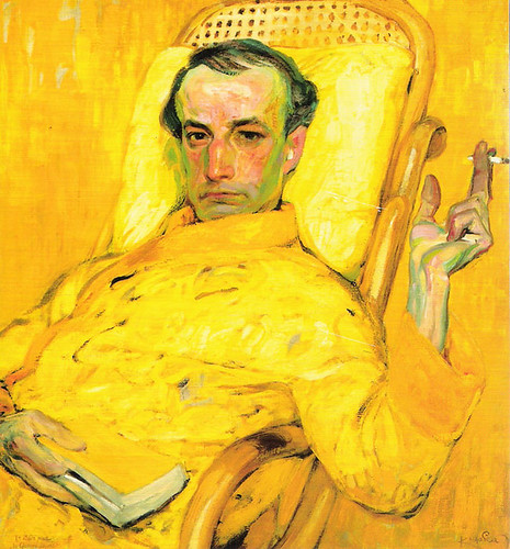 The Yellow Scale by Franz Kupka by jwd0503