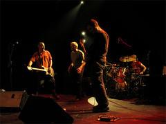 The Ex (digital_freak) Tags: show music france ex rock concert punk lyon gig livemusic 2006 punkrock lyons avantrock theex feyzin experimentalrock digitalfreak punkfolk andymoor gwsok terrieex epiceriemoderne katherinaex exmusic