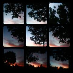 An Autumn Sky Enneaptych - by Aeioux