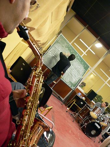 Curso de Jazz e Improvisacion - Luis Gutierrez Velez
