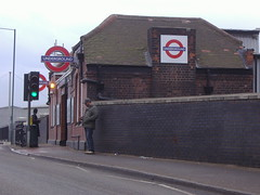 Picture of Neasden Station