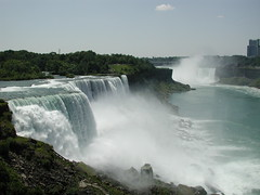 Niagara Falls (from Rainbow Bridge)