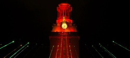 UT Victory Tower, Austin, Texas