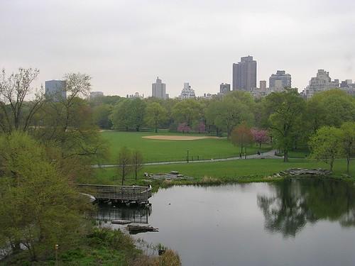 Central Park por Steffi.Greulich