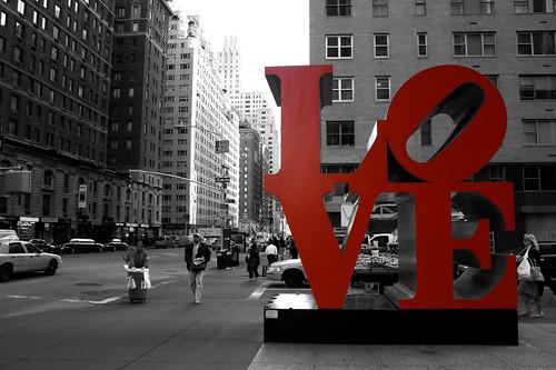 Love - NYC 2006