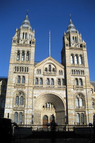 wallyg님이 촬영한 UK - London - South Kensington: Natural History Museum.