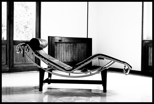 Furniture by Le Corbusier
