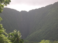 waipio valley (abmatic) Tags: hawaii waterfall bigisland waipio