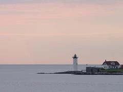 USCG Station Lighthouse, Portsmouth Harbor, Ne...