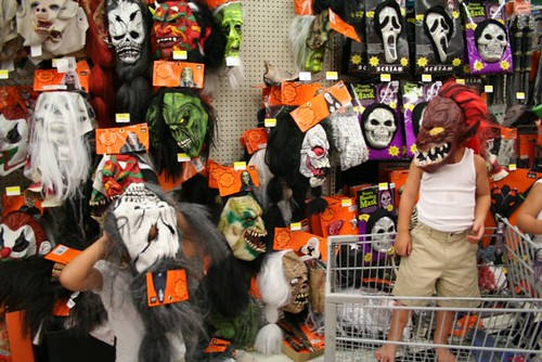 Walmart Monsters