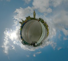 From here: second star to the right and straight on till morning (Man) Tags: london michael gimp tinkerbell londoneye parliament bigben peterpan explore handheld wendy neverland tictac 360x180 360 captainhook planetoid hugin enblend mrsmith interestingness380 i500 littleplanet manuperez planetoids