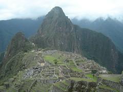 Machu Picchu - classic view