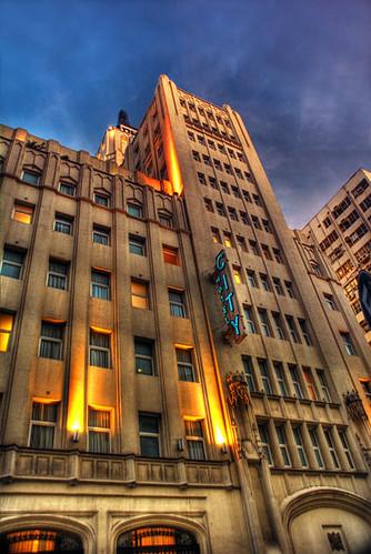 Le City Hotel aujourd'hui nommé NH City Hotel