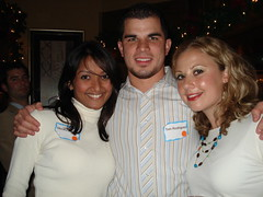 me, Tommy and Stef (Helene Orange) Tags: reunion 10 year naperville nnhs