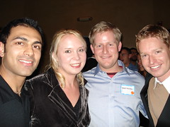 Nitan, Suzanne, Matt & Brad (Helene Orange) Tags: reunion 10 year naperville nnhs