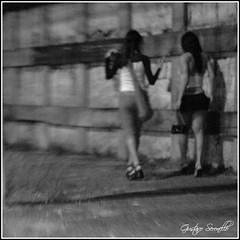 Prostituta callejera de once tocandose para mi - 1 part 6