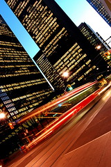 there is no speed limit (AtillaSoylu) Tags: longexposure toronto speed d50 nikon downtown ttc citylights streetcar gta turkish cityatnight ghosttrain 416 tpmg atilla topphotoblog 8237 soylu citylightsatnight nikonstunninggallery torontoatnight dynamicpicture citynightlights