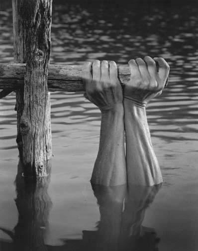 阿诺 拉斐尔明 基宁Arno Rafael Minkkinen(芬兰1945-美国)摄影作品集1 - 刘懿工作室 - 刘懿工作室 YI LIU STUDIO