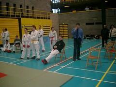 UCD Open - UCD Sports Centre (December 2003) (irlLordy) Tags: 2003 ireland dublin dave club paul james december brian taekwondo doyle tkd ucd byrne knowles sportscentre lorcan mrallen ucdopen