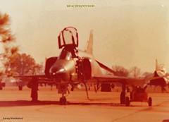 Phantom II (Kenny Shackleford) Tags: aircraft alabama archive montgomery phantom specialeffect rf4c usafang