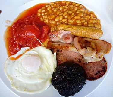 Full English Breakfast. Posted by foodcook on July 30, 2008